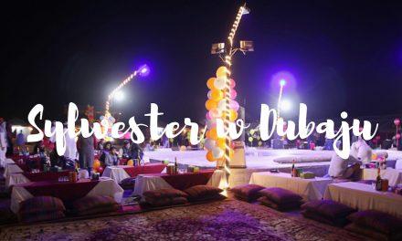 Sylwester w Dubaju, czyli Nowy Rok na pustyni i toast bezalkoholowym szampanem