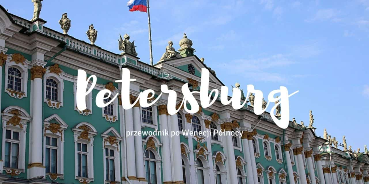 Przewodnik po Petersburgu.