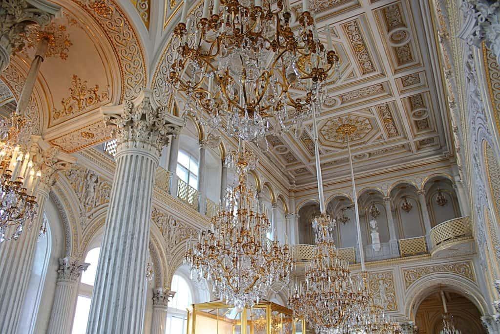 Przewodnik po Petersburgu - Ermitaż.