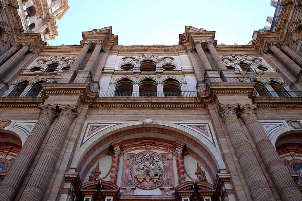 Katedra w Maladze.