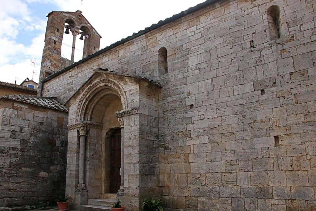 San Quirico d'Orcia.
