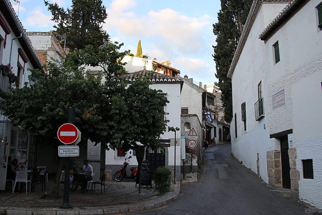 Grenada - Sacromonte.