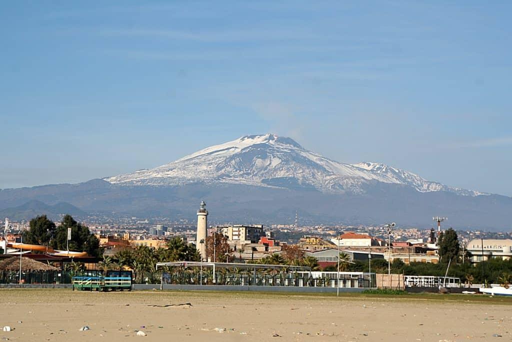 Za co kocham Sycylię - Etna.