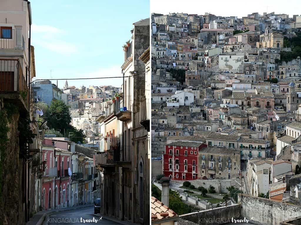 Ragusa - centro storico.