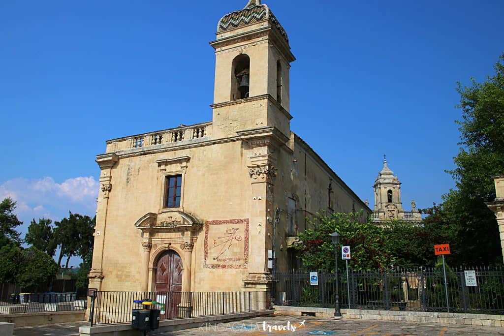 Ragusa - Chiesa di San Vincenzo Ferri.